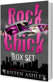 Rock Chick Series Box Set