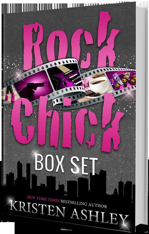 Rock Chick Series Box Set