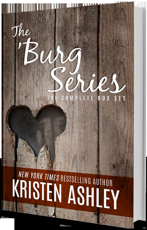 The 'Burg Series Box Set