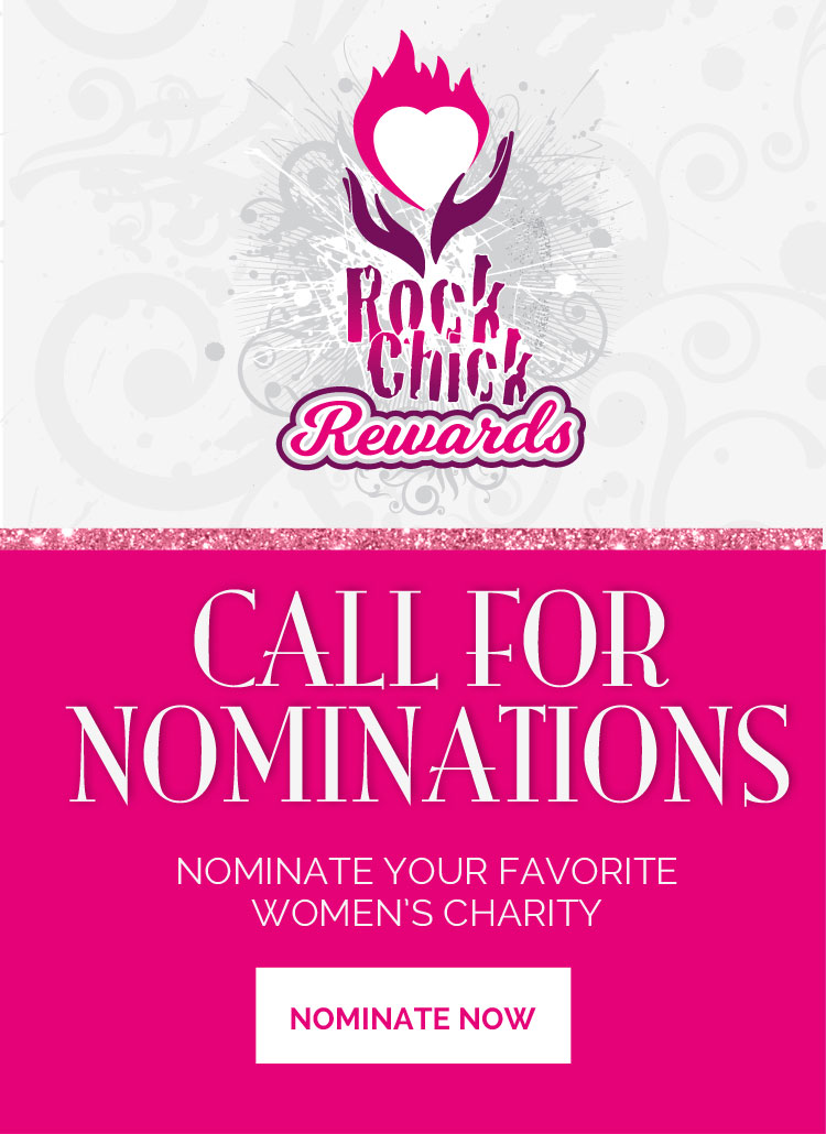 Rock Chick Nominations