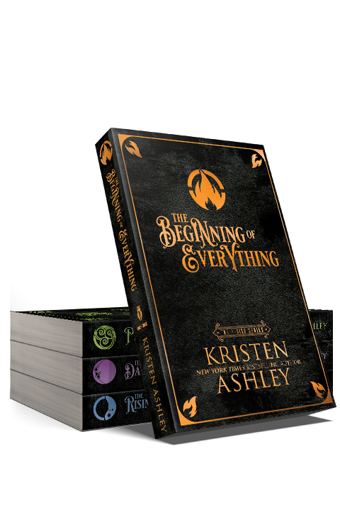 The Rising Box Set